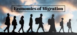 CONF : Séminaire « Economics of migrations » — tous les lundis 17h30-18h20 (junior) et tous les mercredis de 17h30-18h30 (senior), en ligne